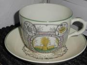 Kaffeetasse Porzellan England