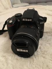 Kamera Nikon D3300