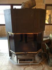 kamineinsatz gebraucht kaufen 4 st bis 75 g nstiger. Black Bedroom Furniture Sets. Home Design Ideas