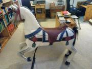 Karusellpferd fürs Zimmer