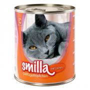 Katzenfutter Smilla Dosen