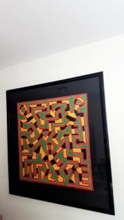 Keith Haring Riesenbild