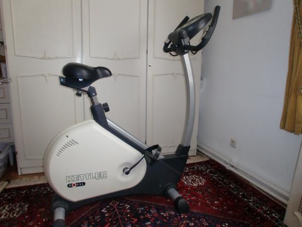 kettler royal hometrainer fitnessrad in frankfurt. Black Bedroom Furniture Sets. Home Design Ideas
