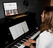 Keyboard spielen - Erfüllen