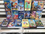 Kinder Videothek Kassetten