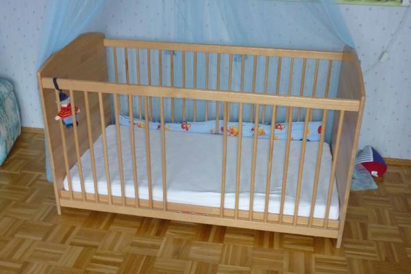 herlag kinderbett gebraucht kaufen nur 4 st bis 60 g nstiger. Black Bedroom Furniture Sets. Home Design Ideas