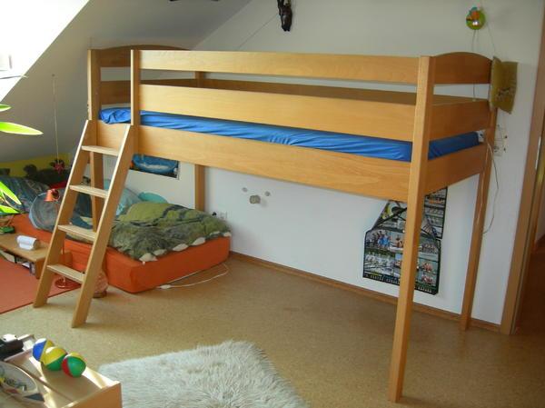 Kinderbetten kleinanzeigen m bel wohnen for Bett 70x160 ikea