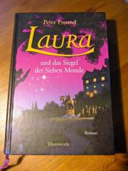 Kinderbuch: LAURA, Siegel