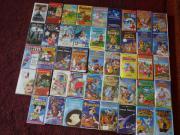 Kinderfilme auf VHS