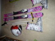 Kinderskiausrüstung
