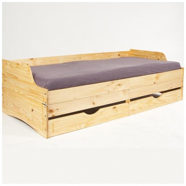 klappbett g stebett kiefer in berlin betten kaufen und verkaufen ber private kleinanzeigen. Black Bedroom Furniture Sets. Home Design Ideas