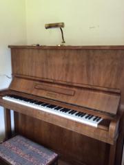 Klavier der. Fa.