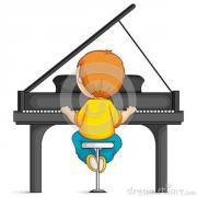 Klavierunterricht Klavierlehrerin Klavier