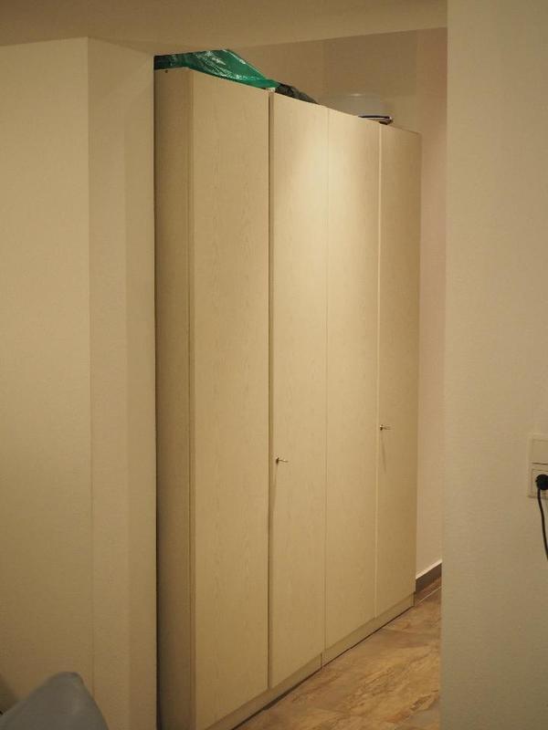 kleiderschrank 4 t rig schr nke sonstige schlafzimmerm bel. Black Bedroom Furniture Sets. Home Design Ideas