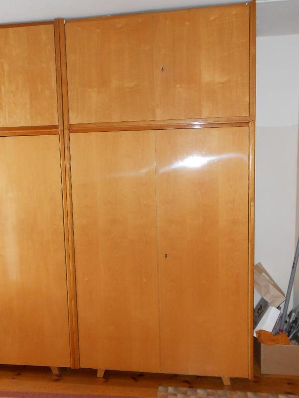 kleiderschrank birke in m nchen schr nke sonstige schlafzimmerm bel kaufen und verkaufen ber. Black Bedroom Furniture Sets. Home Design Ideas