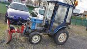 Klein Traktor Iseki