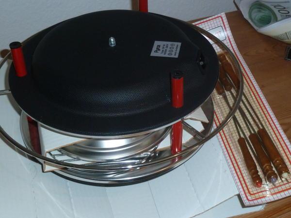 kleiner gesundgrill elektro grill in m nchen k chenherde grill mikrowelle kaufen und. Black Bedroom Furniture Sets. Home Design Ideas
