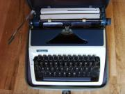 Kofferschreibmaschine Erica