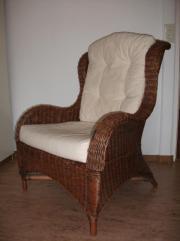 korbsessel weiss haushalt m bel gebraucht und neu kaufen. Black Bedroom Furniture Sets. Home Design Ideas