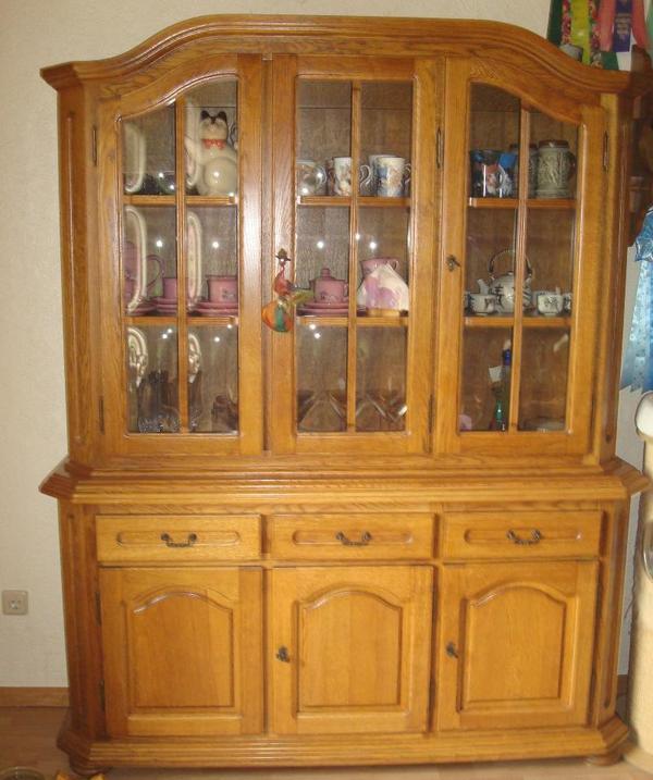 Esszimmer vitrine neu und gebraucht kaufen bei for Esszimmer vitrine