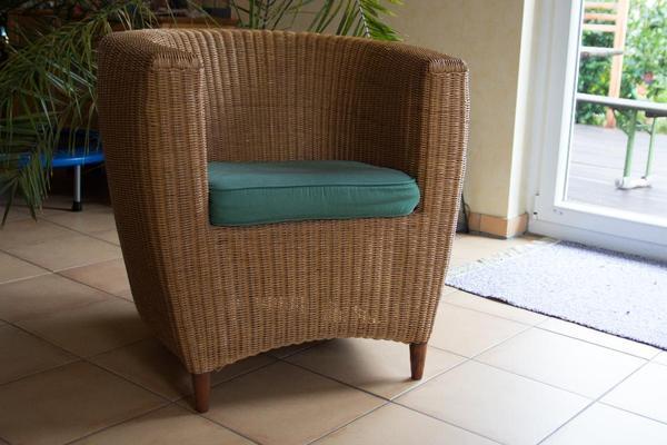 korbsessel in heilbronn polster sessel couch kaufen und verkaufen ber private kleinanzeigen. Black Bedroom Furniture Sets. Home Design Ideas