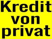 kredit von privat !
