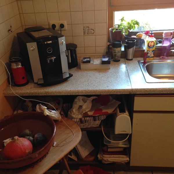 Küche zu verschenken gegen Selbstabbau in Fürth Biete