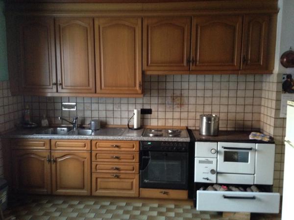 Eiche Rustikal Möbel Weiß Streichen : Küche Eiche Rustikal Kaufen ...