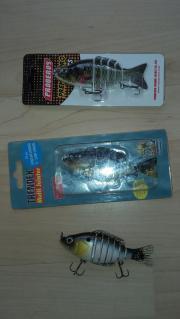 Kunstköder zum angeln