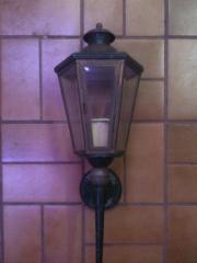 Kutscherlampe,Kutschenlampe,antik