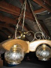 Lampe (3-flammig)