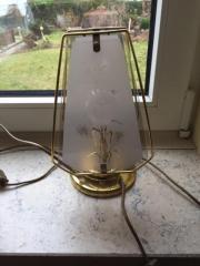 Lampe Sehr schöne Lampe, leider nur eine vorhanden. 10,- D-91717Wassertrüdingen Gestern, Wassertrüdingen - Lampe Sehr schöne Lampe, leider nur eine vorhanden