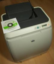 Laserdrucker HP Color