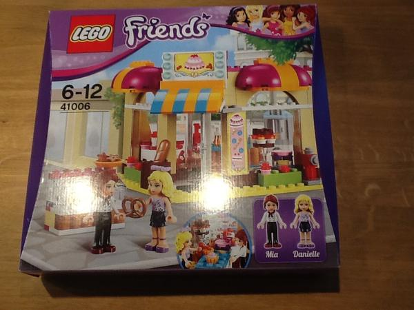 lego friends b ckerei in hard spielzeug lego playmobil kaufen und verkaufen ber private. Black Bedroom Furniture Sets. Home Design Ideas
