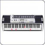 Leuchttasten-Keyboard Casio