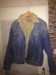 Levis Sherpa Jeans-