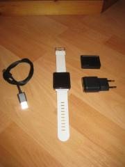 LG-W100 Watch Smartwatch Digital-Uhr für Android oder iPhone Verkaufe eine gebrauchte LG-W100 Watch für Android oder iPhone, s. Foto`s. Die Uhr funktioniert einwandfrei und ist sehr gut erhalten. Natürlich ... 60,- D-76229Karlsruhe Grötzingen Heute, 18:05 - LG-W100 Watch Smartwatch Digital-Uhr für Android oder iPhone Verkaufe eine gebrauchte LG-W100 Watch für Android oder iPhone, s. Foto`s. Die Uhr funktioniert einwandfrei und ist sehr gut erhalten. Natürlich