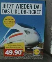 Lidl-DB-Ticket