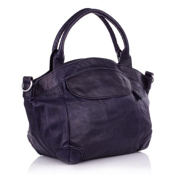 liebeskind gesa leder blau in wiesbaden taschen koffer. Black Bedroom Furniture Sets. Home Design Ideas