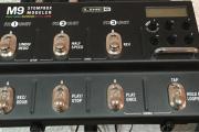 Line6 M9 Stomp