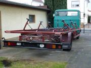 LKW-Boots-Transporter