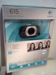 Logitec HD Webcam
