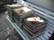 LP Schallplatten-Sammlung