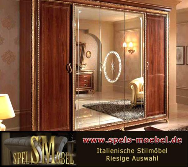 Luxus Möbel Komplett Schlafzimmer Giotto Canaletto