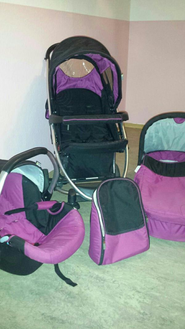 m dchen kinderwagen neu und gebraucht kaufen bei. Black Bedroom Furniture Sets. Home Design Ideas