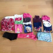 Mädchen Kleiderpaket (110) -