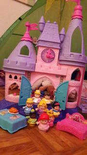 Märchen Prinzessinen Schloß
