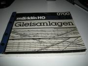 Märklin Gleisplananlagenbuch