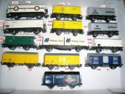 Märklin - Primex - Güterwagen
