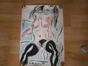 Malerei von R.